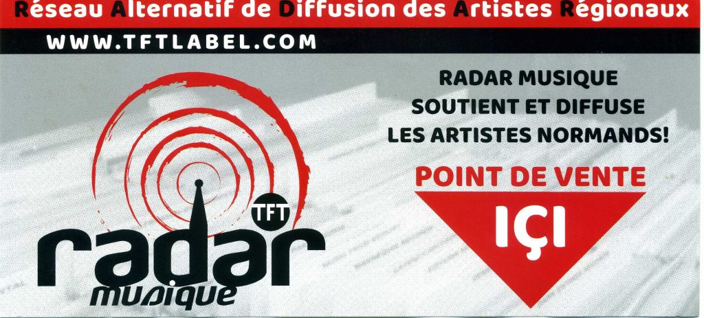POINT DE VENTE RADAR MUSIQUE TFT